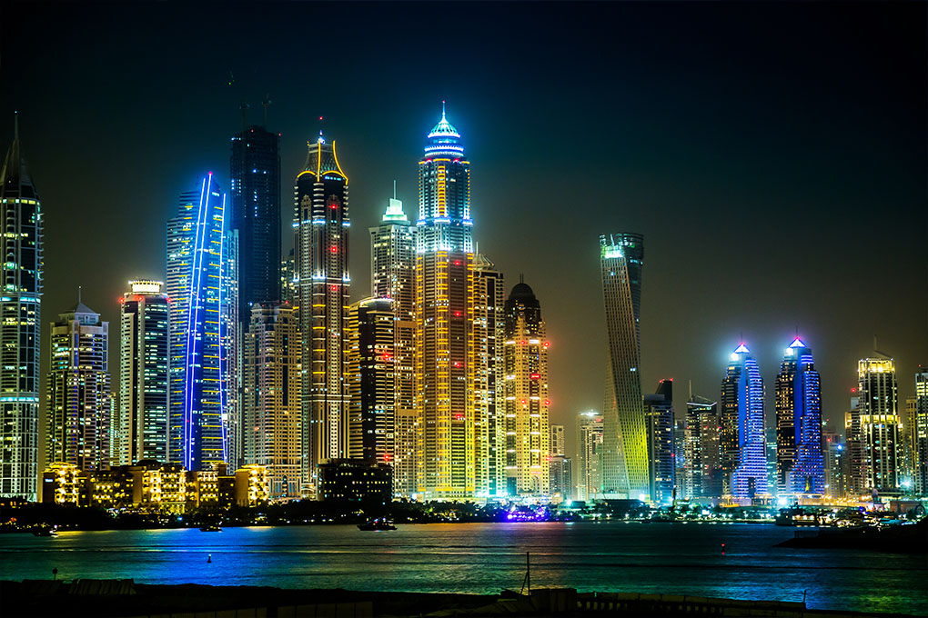 Stad Dubai Marina