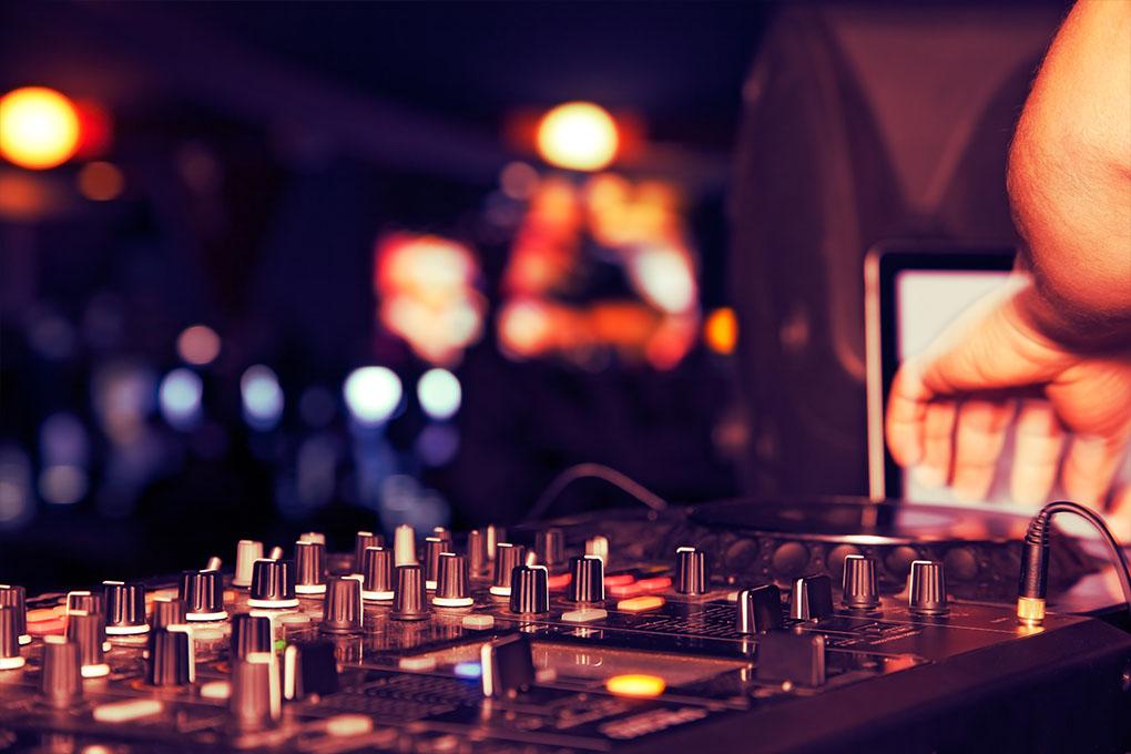 Partij DJ