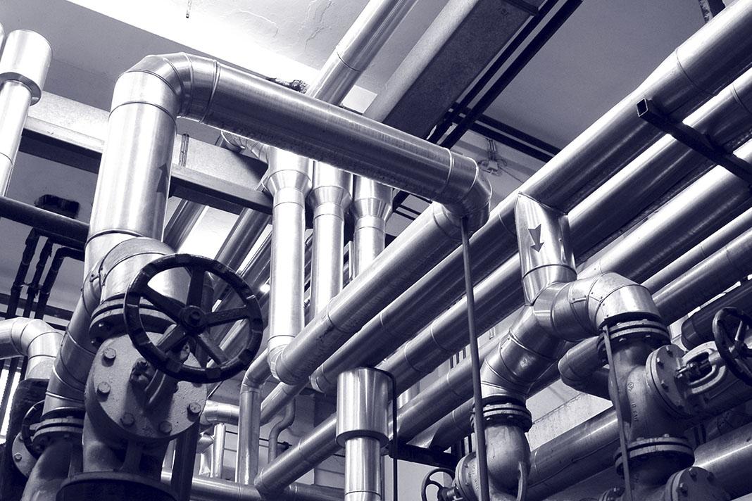 Industrie gas en olie systemen
