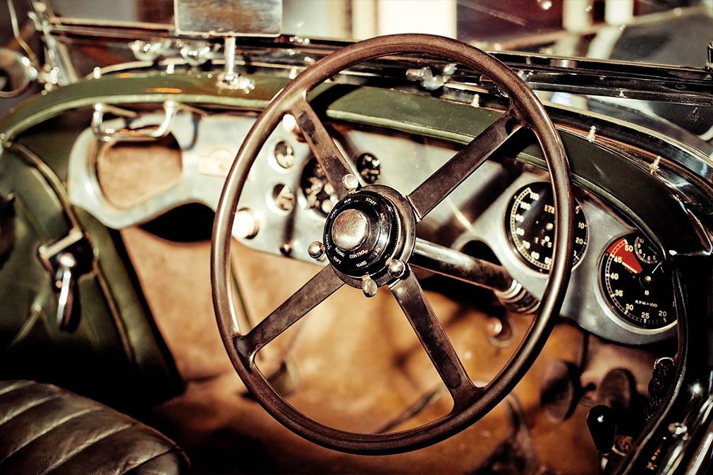 Klassieke auto